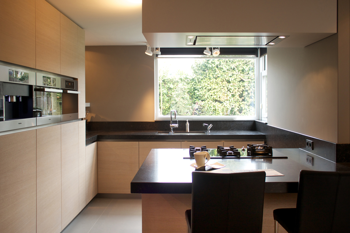 Woonhuis dorst grego design for Italian kitchen design india