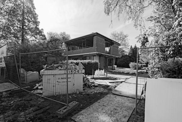 Villa in het Ruitersbos