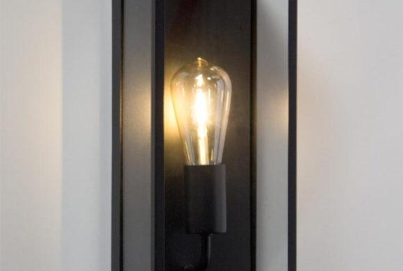 Wandlamp Frame Black
